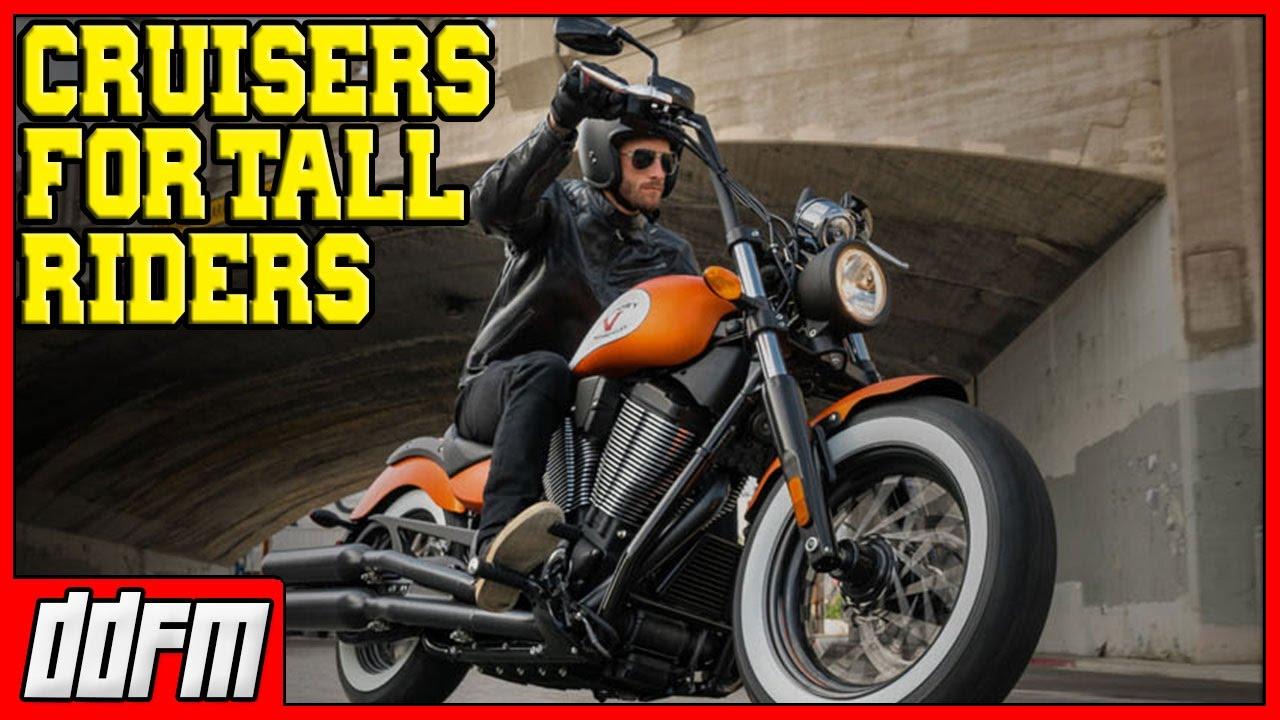 5 Best Beginner Cruiser Motorcycles For Tall Riders 2017!