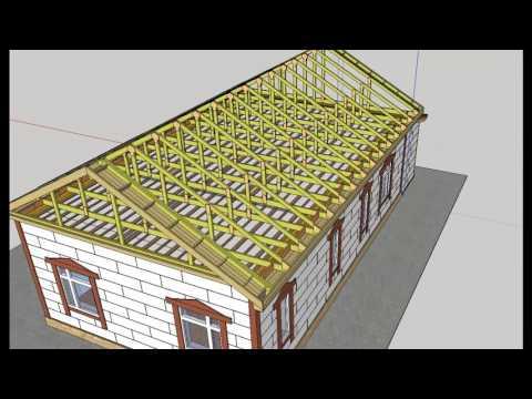 Как построить недорогой дом своими руками