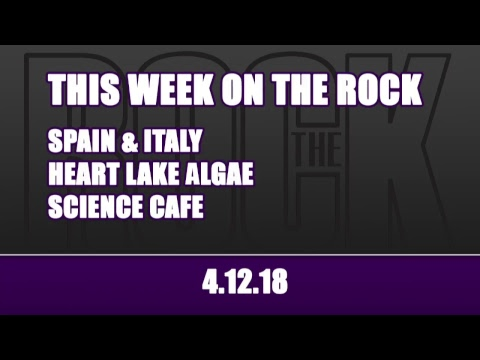 Anacortes High School Live: The Rock 24 - 4/12/18