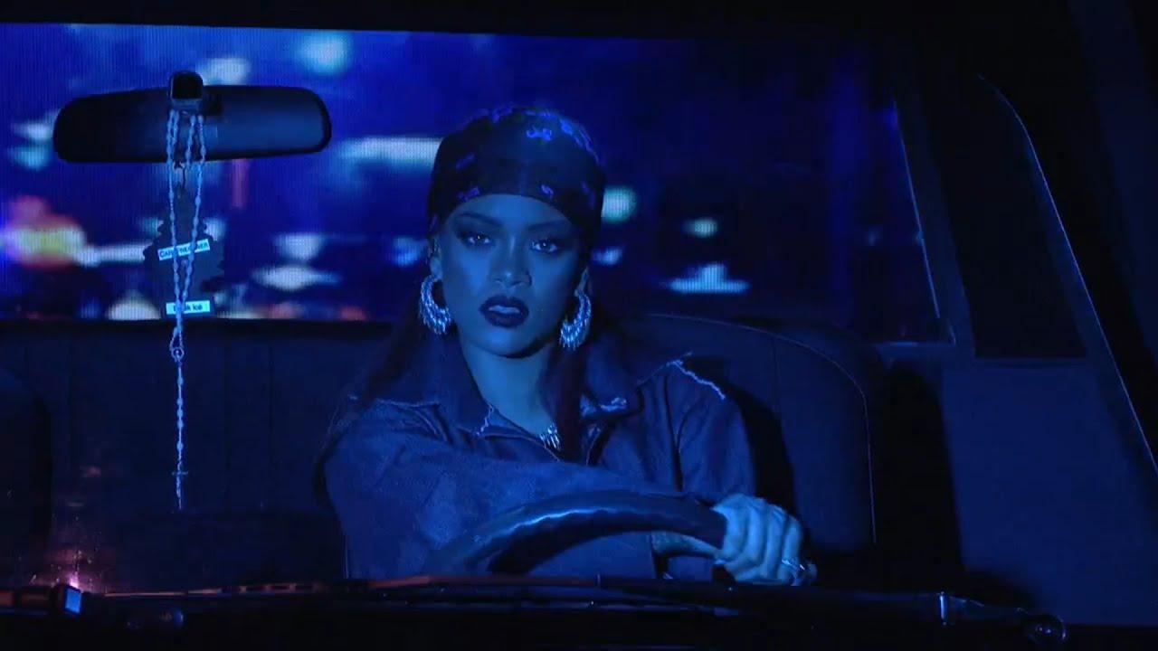 Download Rihanna: 'Bitch Better Have My Money' (Live Performance)