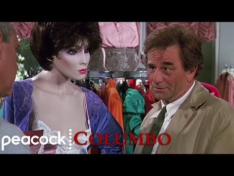 A Pair of Underwear Solves the Case | Columbo