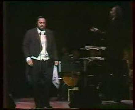 Luciano Pavarotti - Nessun dorma -Turandot - Budapest 1991