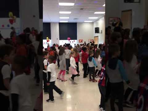 Valentine's Dance 2017 (3) - McAdory Elementary School - Juju On That Beat - 02/03/17