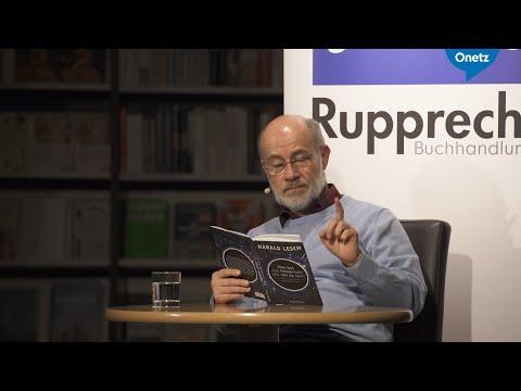 """Harald Lesch: Lesung """"Was hat das Universum mit mir zu tun"""" - LIVE [gesamter Vortrag]"""