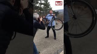 Vélo de champion : le trucage révélé