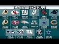 Eagles Schedule 2017 Prediction.