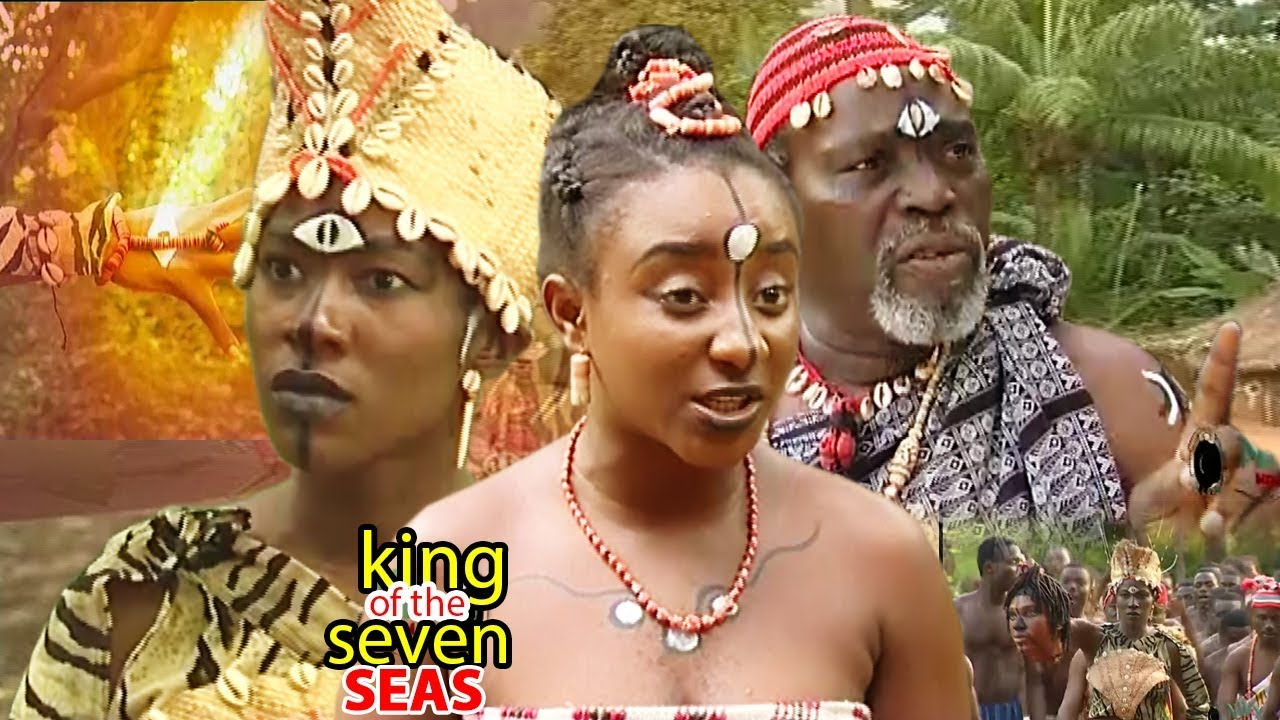 Download King Of The Seven Seas 1&2 - Ini Edo Nigerian Nollywood Movie /African Movie/Epic Movie