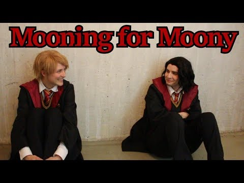 Mooning for Moony [eng+ sub]