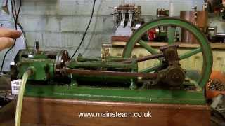 PART 1 - LARGE HORIZONTAL STEAM ENGINE REBUILD