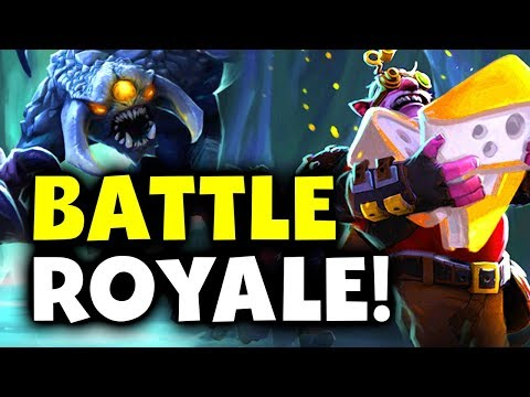 UNDERHOLLOW DOTA 2 - BATTLE ROYALE! thumbnail