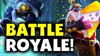 UNDERHOLLOW DOTA 2 - BATTLE ROYALE!