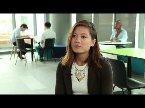 Interview with Megan Noelle Chew, Student, Advanced Master in Financial Techniques