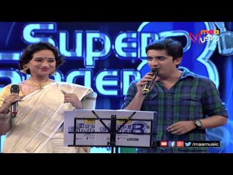 Super Singer 8 Episode - 6 II Krishna Chaitanya, Kalpana Performance