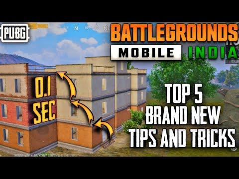 Top 5 Brand New Tips And Tricks PUBG Mobile    PUBG Mobile Latest Glitch    VLNGaming