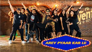 "Gambar cover Arey Pyaar Kar Le dance video ""  Shubh Mangal Zyada Saavdhan  Ayushmann K, Jeetu   kunal more    DFS"