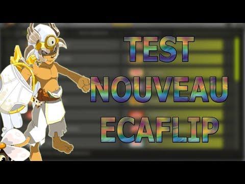 TEST ET PRÉSENTATION DES VARIANTES DE SORT DU NOUVEAU ECAFLIP( MULTI ) + KOLI !