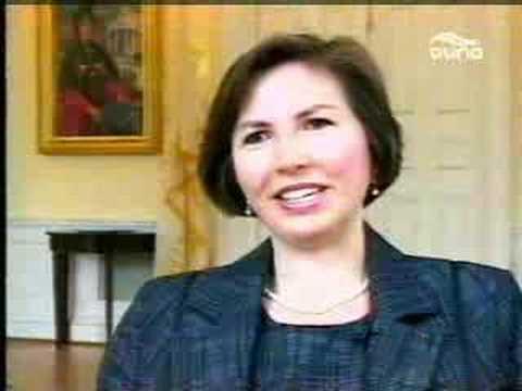 Andrea Rost interview, Washington (April 2005) - part 2/4