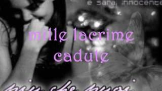Cinque giorni   Michele Zarrillo TESTO