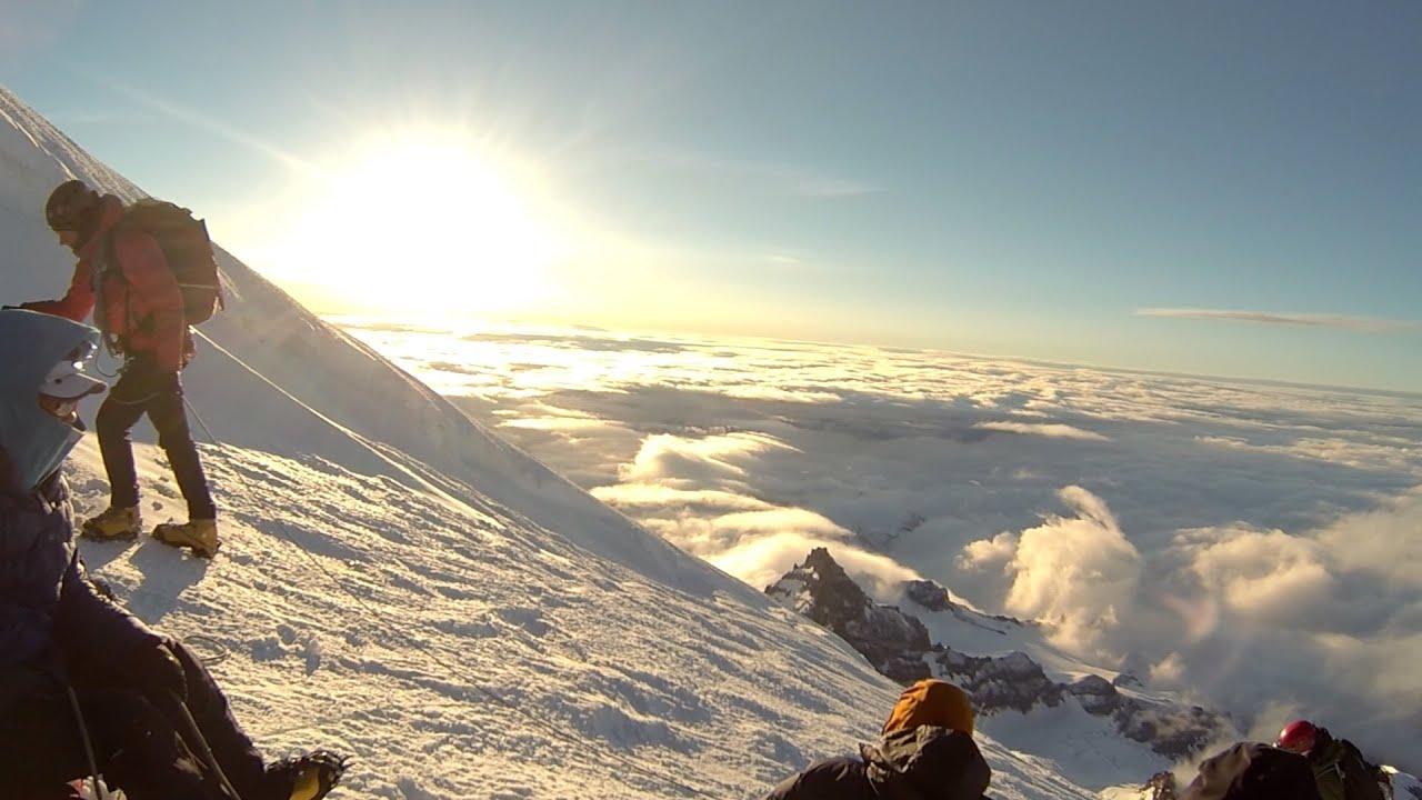 Mount Rainier Summit Climb