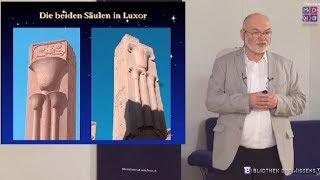 Vortrag: Axel Klitzke - Die ägyptischen Pyramiden - Teil 1, Mysterien Zyklus 2014