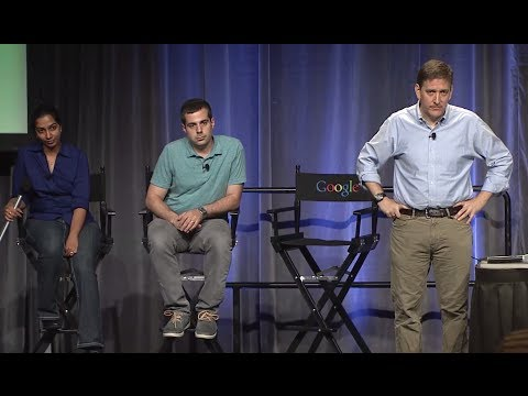 Google I/O 2014 - Who cares about new domain names? We do.