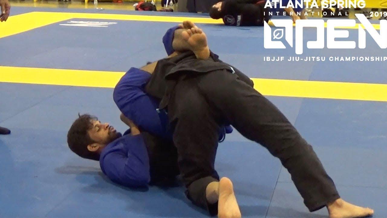 Alef Brito vs Kenya Yamanaka / Atlanta Spring Open 2019