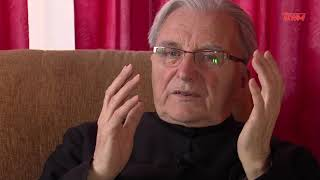 Ojciec Józef Andrasz, kierownik duchowy Sekretarki Bożego Miłosierdzia