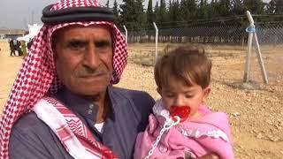 18 Bin Suriyeli Bayram İçin Ülkesine Gitti