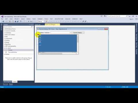 how to create remote desktop