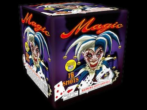 Magic - 500g Cake - World Class FIreworks - YouTube