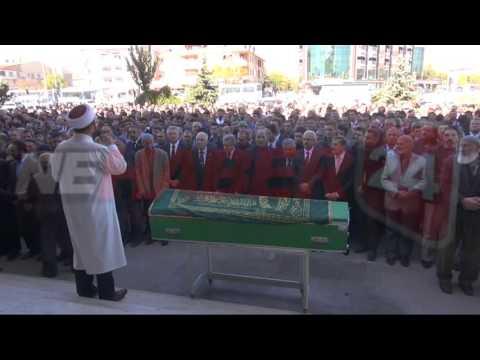 Mehmet Kara, Dualarla Son Yolculuğuna Uğurlandı