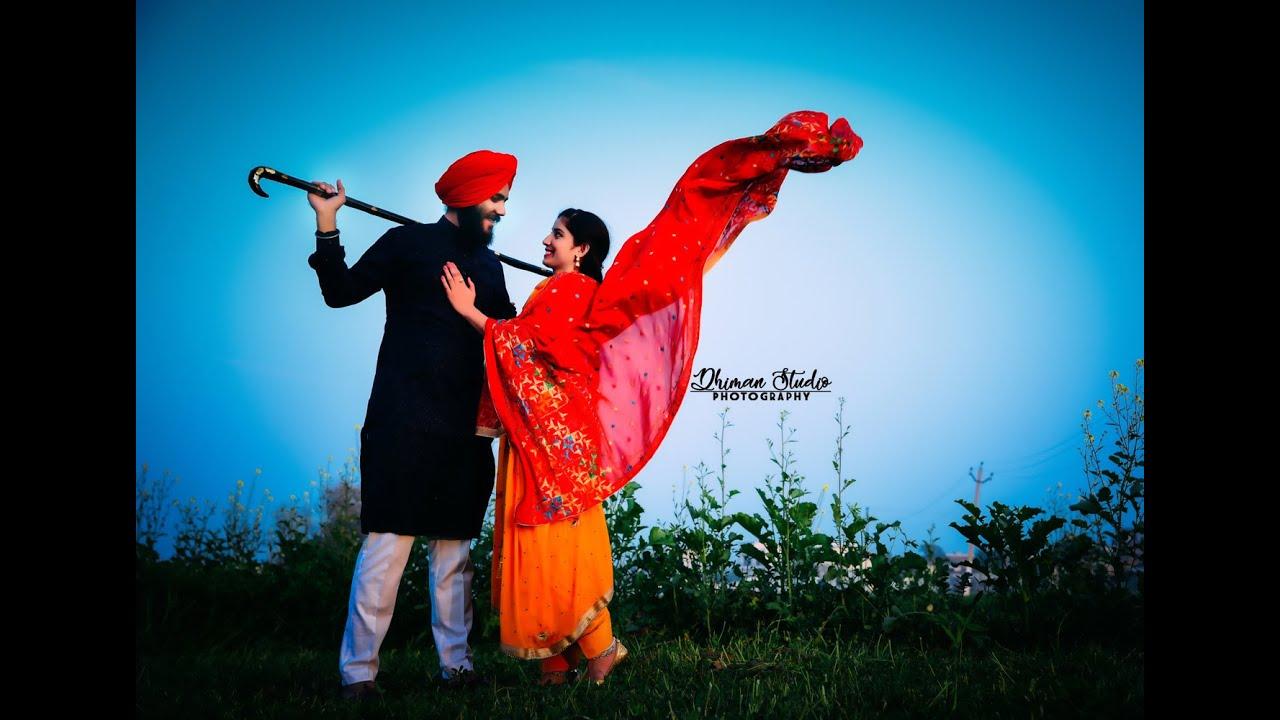 Download Best pre wedding 2019 Dhiman photography