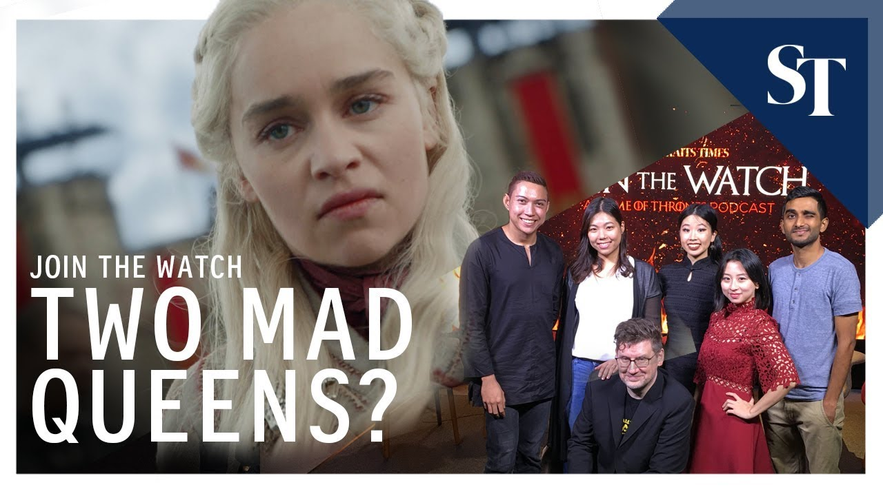 Join The Watch | Game Of Thrones s8e4 | Two Mad Queens?