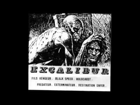 Excalibur (France) - Fils Vengeur - Demo 1985.avi