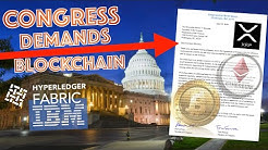 U.S. Congress PUSHES Treasury Secretary to USE BLOCKCHAIN NOW Before CHINA DOMINATION!