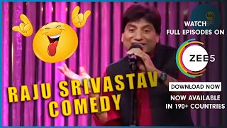 Raju Srivastav on Indian Wedding | Hindi Standup Comedy | BIG Magic