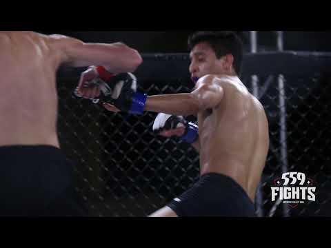 559 Fights #74 Beau Brooks VS Josue Gonzalez
