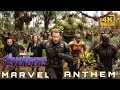 MARVEL ANTHEM - AVENGERS VERSION (IMAX) | Special Tribute to Marvel Fans