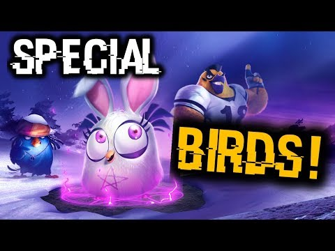2018 Special Birds Return Event! | Angry Birds Evolution