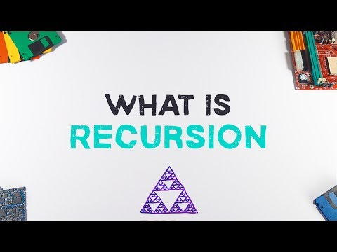 What Is Recursion - Recursion Explained In 3 Minutes