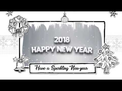 Happy New Year 2018 WhatsApp Videos Download – Video Clips