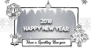 Happy New Year 2018 WhatsApp s Download – Clips