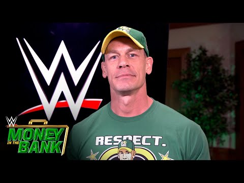 John Cena is heading to Raw: WWE Network Exclusive, July 18, 2021