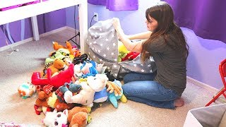 Gambar cover UPSTAIRS CLEANING MOTIVATION // KIDS ROOMS SPEED CLEANING ROUTINE