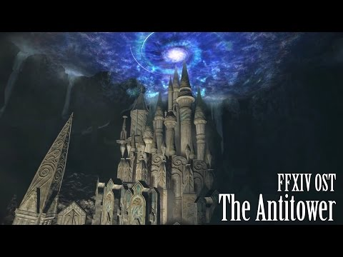 FFXIV OST Antitower Theme ( Down the Up Staircase )