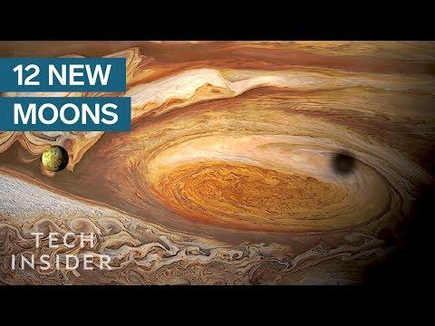Why Jupiter Has So Many Moons