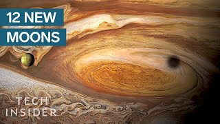 Why Jupiter Has So Many Moons