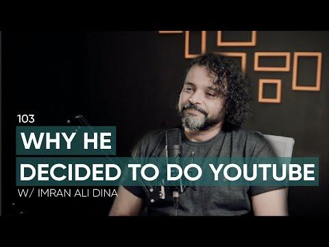 How Imran Ali Dina Became GFXMentor   103   TBT