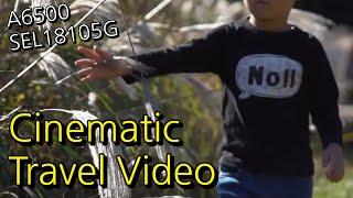 JEJU - Cinematic Travel Video (A6500 & SEL18105G)