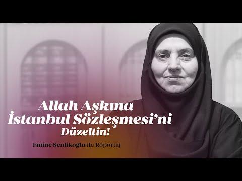 Allah Aşkına İstanbul Sözleşmesi'ni Düzeltin! | Emine Şenlikoğlu'ndan Aile Bakanına Samimi Çağrı..